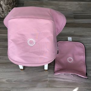 Bugaboo Cameleon³ Tailored Fabric Set- Soft Pink